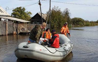Грунтовые воды в Комсомольске-на-Амуре поднялись выше, чем при наводнении в 2013 году