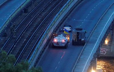 В Киеве обезвредили мужчину, угрожавшего взорвать метромост