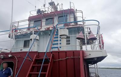 Капитан судна на Таймыре подозревается в незаконной покупке более 50 краснокнижных осетров