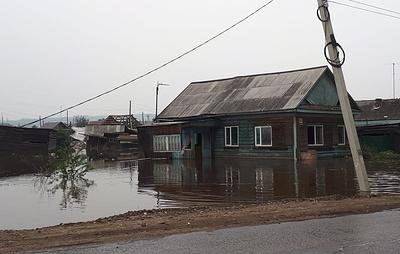 Из бюджета Иркутской области выделили 2,5 млрд рублей на поддержку пострадавших от паводка