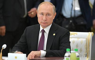 Путин: Москва приветствует предложение Минска о декларации о неразмещении РСМД в Европе