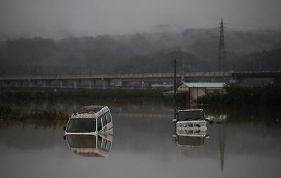 """СМИ: число жертв тайфуна """"Хагибис"""" в Японии достигло 67"""