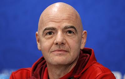 Глава ФИФА посетит отборочный матч ЧМ-2022 между сборными КНДР и Южной Кореи