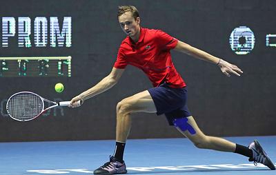 Теннисист Медведев мечтает сыграть на Олимпийских играх 2020 года