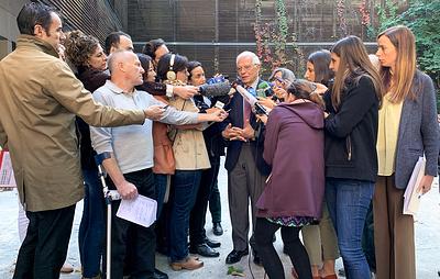 МИД Испании: вердикт по делу каталонских политиков не мог решить региональную проблему