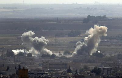 В Турции заявили, что не откажутся от операции в Сирии из-за санкций США