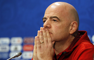 Глава ФИФА остался разочарован отсутствием болельщиков на матче КНДР - Южная Корея