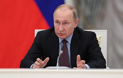 Путин предложил Думе отозвать заявление о признании комиссии в рамках Женевских конвенций