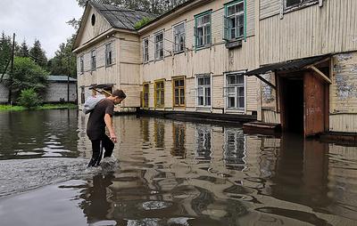 Паводковая вода полностью ушла из Комсомольска-на-Амуре