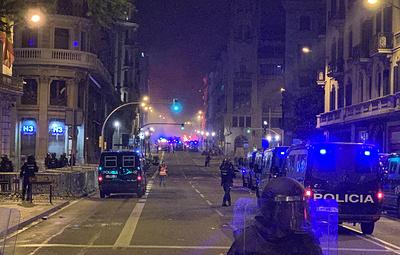 El Pais: В ходе акций протеста в Каталонии пострадали не менее 35 человек