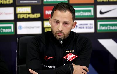 """Тедеско считает, что """"Спартаку"""" не понадобятся серьезные усиления в трансферное окно"""