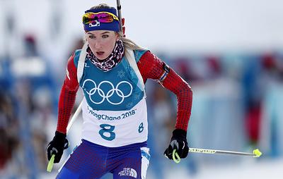 Бывшая российская биатлонистка Аввакумова решила выступать за сборную Сербии