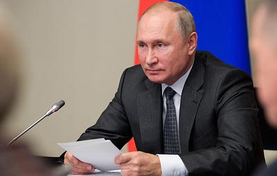 Губернатор Красноярского края доложил Путину о ходе работ по ликвидации ЧП на прииске