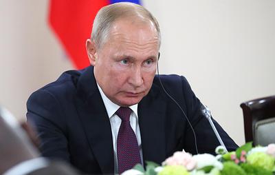 Встреча Путина с руководителями ведущих африканских информагентств. Видеотрансляция