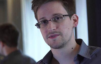 """Сноуден считает, что, оказавшись в России, он """"попал в ловушку"""""""