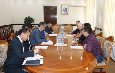 """ГК """"МИР"""" и официальные лица Таджикистана подписали два меморандума о сотрудничестве"""