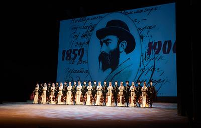 Вечер к 160-летию осетинского писателя Хетагурова в Москве собрал около тысячи гостей
