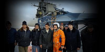 """Укрощение """"Кобры"""" и первая посадка на палубу корабля. Как летчик Пугачев испытывал Су-27"""