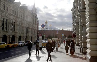 Максимальный индекс качества городской среды среди крупных городов присвоен Москве
