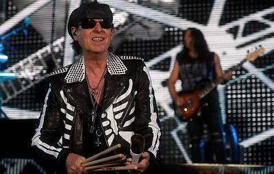 Группа Scorpions выступит в Москве