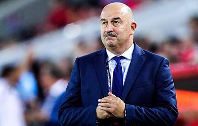 Сборная России по футболу может сыграть против бельгийцев с тремя защитниками