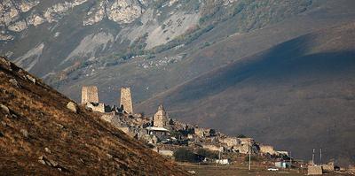 Вершины и истории. Как житель Владикавказа организовал краеведческие туры