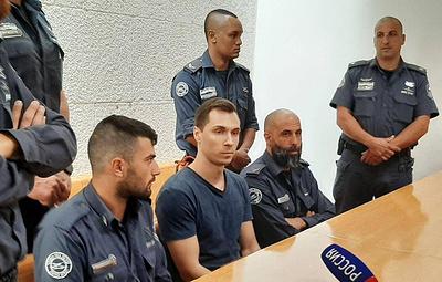 Адвокат сообщил, что власти Израиля начали экстрадицию россиянина Буркова в США