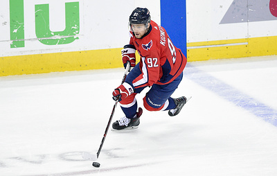 """Нападающий """"Вашингтона"""" Кузнецов признан второй звездой дня в НХЛ"""