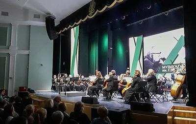 Юбилейный музыкальный фестиваль имени композитора Свиридова открылся в Курске