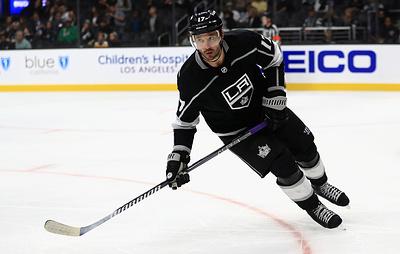 """СМИ: Ковальчук в ближайшем будущем будет выведен из состава клуба НХЛ """"Лос-Анджелес"""""""