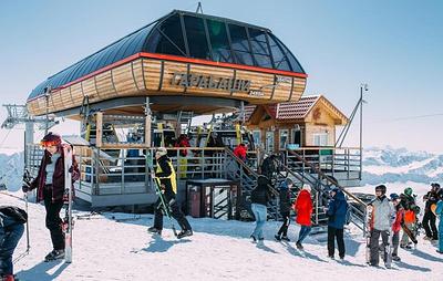 Ски-пассы курортов Северного Кавказа доступны по ценам прошлого сезона