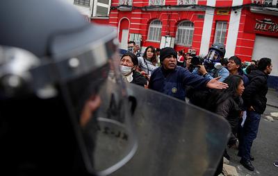 Боливия без Моралеса. Почему никто пока не смог подхватить власть в этой стране