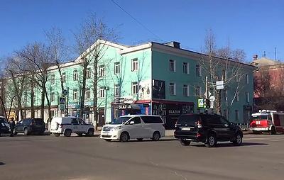 СК предъявил обвинение гендиректору ЧОП после стрельбы в колледже в Благовещенске