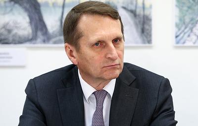 Нарышкин заявил, что РФ обязана активизировать усилия по укреплению обороноспособности