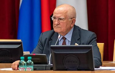 Председателем заксобрания Кировской области избран глава бюджетного комитета