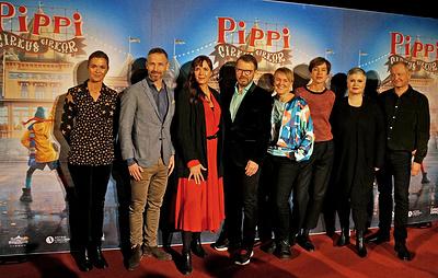 В Швеции отметят день рождения Пеппи Длинныйчулок