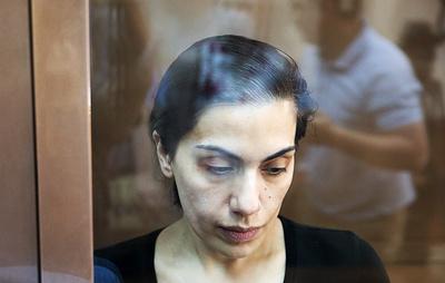 Суд арестовал счета и средства обвиняемой в шпионаже Карины Цуркан на сумму 451 млн рублей