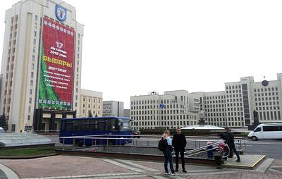 Минск готов к проведению парламентских выборов