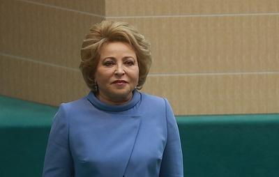 Матвиенко: визит Путина на Кубу будет зависеть от его графика