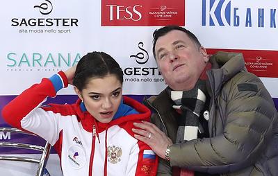 Орсер считает, что Медведева в будущем будет исполнять четверной прыжок с легкостью