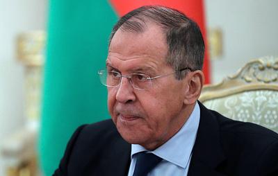 Лавров: Россия и Белоруссия обеспокоены усилением военной активности НАТО на востоке