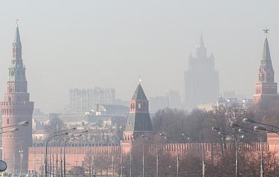 Синоптики прогнозируют, что туман в Москве рассеется около полудня