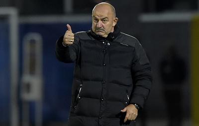 Черчесов: тренеры сборной России давно хотели проверить в игре Шунина и Беляева