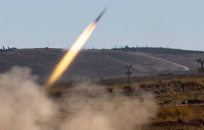 СМИ: сирийские ПВО сбили несколько ракет над окрестностями Дамаска