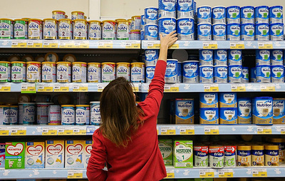 """""""Ъ"""": Гордеев поручил проработать меры по ограничению импорта молочных смесей"""