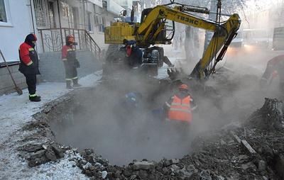 В Барнауле авария оставила без тепла 23 жилых дома и два детсада