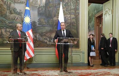 Россия предложила создать в Малайзии аэрокосмический институт