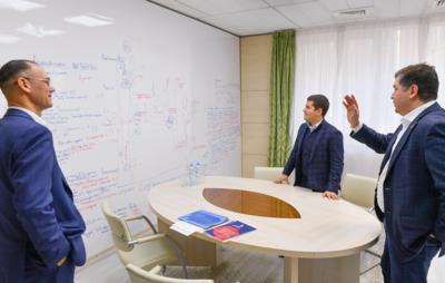 Губернатор Ямала обсудил с главой WorldSkills России развитие системы подготовки кадров