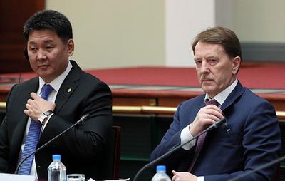 """Минэнерго и """"Газпрому"""" поручено проработать проект газопровода через Монголию в Китай"""