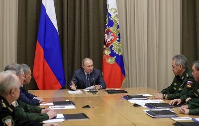 Путин: Россия готова до конца года без предварительных условий продлить СНВ-3